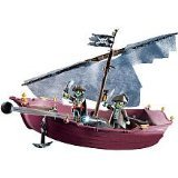 Pirates 5901: Small Ghost Pirate Ship - Playmobil