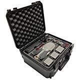 Profi Transportkoffer, Koffer für DJI Mavic 2 Pro und Zoom Travel Edition mit Platz für bis zu 4 Akkus, Fly More Kit und einzigartig viel Zubehör, wasserdichter Outdoor Case IP67 Zertifiziert
