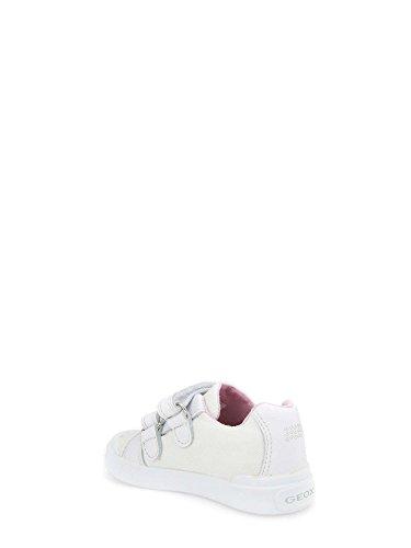 Geox B72D5B 01085 Sneakers Bambino Bianco