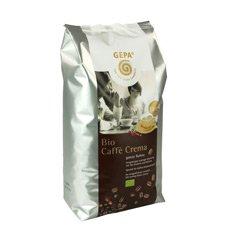 Gepa Bio Caffé Crema ( 4 x 1000 g ) ganze Bohne. Fair Trade Kaffee