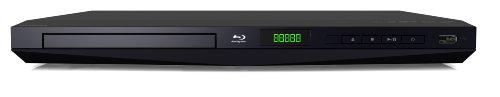 Toshiba BDX1200KE Blu-ray-Player (HDMI, Upscaler 1080p, DivX Ultra-zertifiziert, USB 2.0) schwarz
