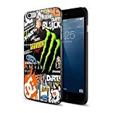 Ken Block DC Shoes Monster Rally Team for Iphone and Samsung Galaxy Case coque (iPhone 6/6s black)