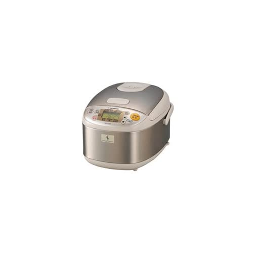 21OQIQ3n8dL. SS500  - ZOJIRUSHI Outside of Japan for 0.54L Cook Microcomputer Rice Cooker NS-LLH05-XA [AC220-230V, 50/60Hz only]