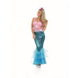 au - Kostüm Für Erwachsene - Klein (Meerjungfrau Kostüme Ideen Kinder)