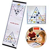 Happy Gift Tabletop Shuffleboard Game Kids,Fun Cool Games Adults vs Kids,Toys 3-15 Year