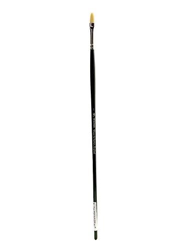 Newton Winton Hog (Winsor & Newton 5976701 Winton Filbertpinsel- Nr. 1- 5,3 mm, für Ölfarbe, Acrylfarbe und Alkydfarbe)