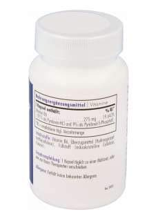 Allergy Research Group Pyridoxine P5P (B-6) 60 veg. Kapseln