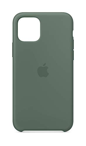Apple Silikon Case (für iPhone 11 Pro) - Piniengrün