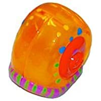 Xia - Xia Collectible Crab Shell ~ Orange and Pink with polka dots by Cepia LLC