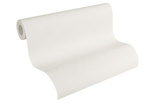 Preisvergleich Produktbild Esprit Home Tapete Artisan Fall Vliestapete 10,05 m x 0,53 m weiß 302841