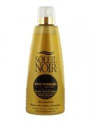 Soleil Noir Huile Vitaminée Ultra Bronzante Sans Filtre 150 ml