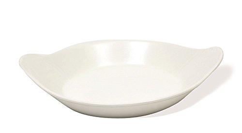 China Oval Gratin Dish (White Basics Kollektion, oval AU Gratin Dish, 25,1cm weiß)