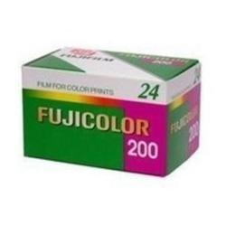 Fujifilm Displayschutzfolie FUJICOLOR 200ISO 24Aufnahmen)