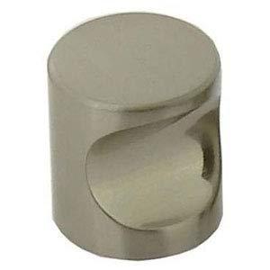 Bouton cylindrique à encoche - Diamètre:15 mm - FOSUN
