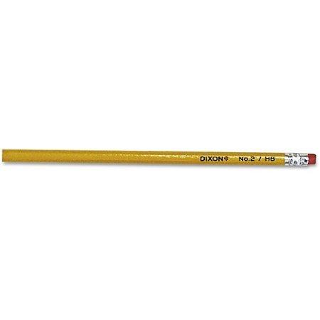 Dixon woodcase Bleistift, HB # 2Führen gelb Barrel 144-pack WLM