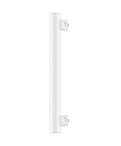 40w Röhre (Osram LEDinestra, mit S14s-Sockel, nicht dimmbar, Ersetzt 40 Watt, Matt, Warmweiß - 2700 Kelvin, 1er-Pack)