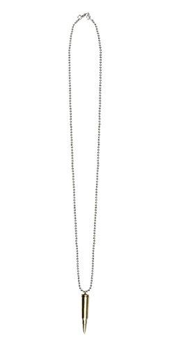 Boland 44319 Halskette Kugel, One Size (Militar Disfraz Halloween)