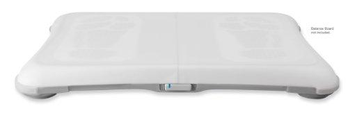Speedlink SL-3425-SWT Board Protection Skin für WiiFit weiß