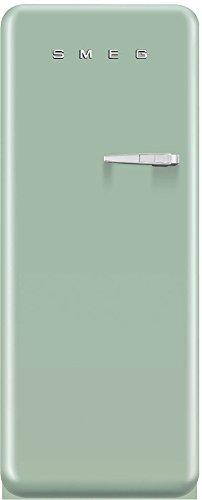 Smeg FAB28LV1 - Frigorífico De 1 Puerta, Con Congelador , Verde pastel