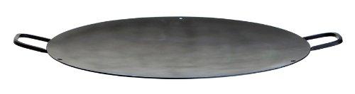 Paella World International Eisenwok, Schwarz, Ø 50 cm