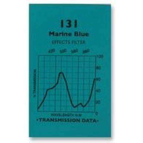 LIGHTING FILTER, MARINE BLUE BPSCA 131 21