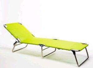 SUPERBREITE 74 cm - 3 pieds en aLUMINIUM 5,9 kg - 40 cm de grande piscine plage sauna terrasse bain de soleil chaise longue trois pieds jANKURTZ 207 x 74 cm-hauteur : 40 cm-couleur : gris-pistache sTABIELO charge maximale : 120 kg-dISTRIBUTION-holly ® produits sTABIELO contre supplément avec holly fÄCHERSCHIRMEN sur demande-holly-sunshade ®-innovation fabriqué en allemagne-adapté pour traversin-voir le code aSIN : b00 vbvizig