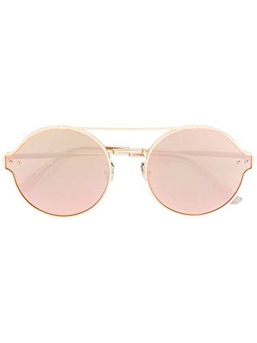 Bottega veneta luxury fashion donna bv0141s004 oro occhiali da sole | autunno inverno 19