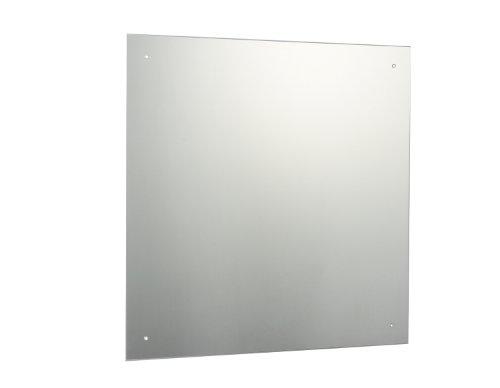 Specchio Bagno 60 X 60.Specchio Rettangolare Per Bagno Dimensioni 60 X 60 Cm Con Fori