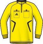 adidas Referee Jersey Schiedsrichter Trikot 619617