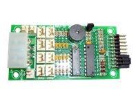 FANTEC Lueftersteuerung IS-F08 f. die Auto-Steuerung von 1-8 Luefter als