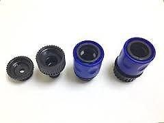 Adaptateurs et réducteurs pour robinet, mâle et femelle, pour tuyau extensible et X Hose