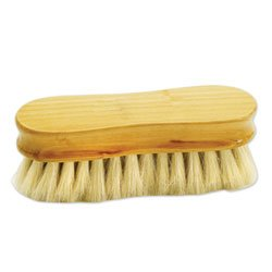 Equerry Wooden Face Brush with Goar Hair Bristles Test