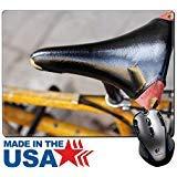 MSD Naturkautschuk Maus Pad/Matte mit genähte Kanten 9,8x 7,9Detail Eine Vintage Fahrrad Bild 24797690 -
