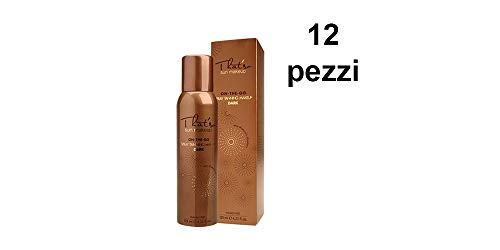 That'so, spray autoabbronzante per viso e décolleté, 125 ml, dark 12pz.
