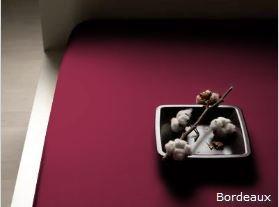 Bella Donna Jersey -Alto- Spannbettlaken 90/190 - 100/220 cm für Matratzen bis 40cm Höhe- 0030 (Bordeaux) -