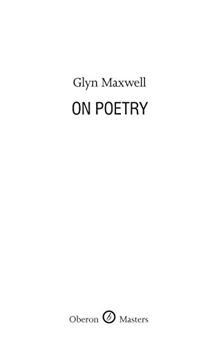 On Poetry (English Edition)