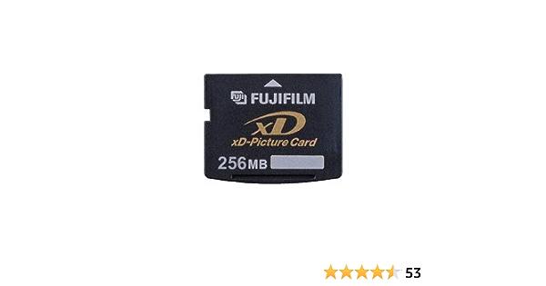 Fuji 256mb Xd Memory Card M Typ Speicherkarte Computer Zubehör