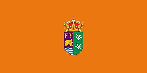 Antas | Antas Almería province - Spain | Municipio de Antas Almería - España Según la descripción Bandera rectangular Bandiera 20x30cm per Diplomat-Flags Bandiere