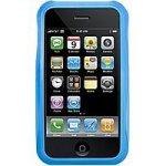 Griffin Technologie Wave Hülle für IPHONE 3G - Blau Iphone 3g Wave