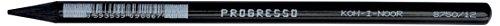 KOH-I-NOOR 8750 Woodless crayons de couleur-Ivoire/Noir-Boîte de 12