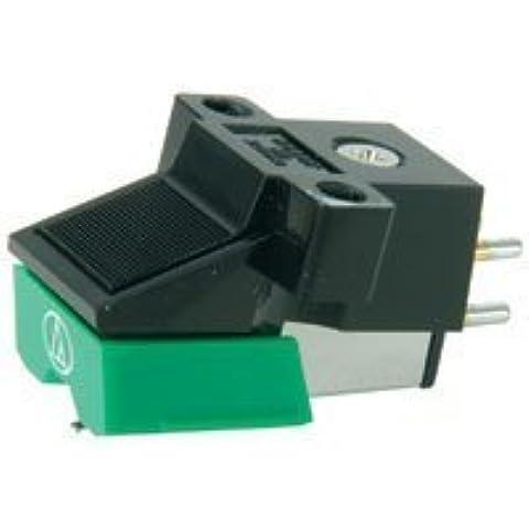 Audio Technica AT95E - Cartucho magnético giratorio, recambio para   Elliptical Stylus HiFi DJ