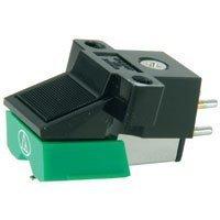 Audio Technica AT95E-Cartuccia magnetica girevole parte stilo ellittico HiFi DJ