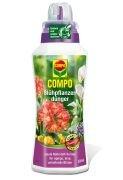 COMPO Blühpflanzendünger, flüssiger Blumendünger für die optimale Pflege aller Blühpflanzen im Zimmer, auf Balkon und Terrasse, 500 ml