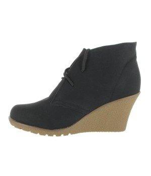 Chaussure Bas Prix - Bottines femme noires - JW191-A-1 Noir