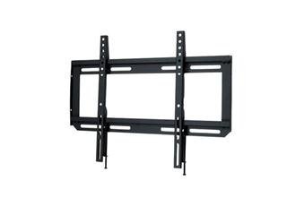 'Phoenix phtv9440b Flat Fixed Wall Bracket for TV screen (Up To 60 kg, 32, Distance from Wall 2.5 cm) Black