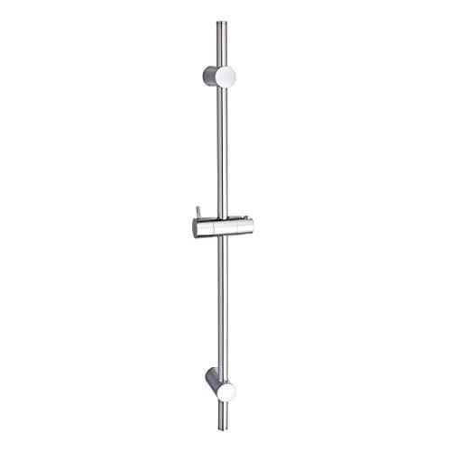 Disflex Brausestange, verstellbar, speziell für Renovierung, verchromt, Durchmesser 18mm
