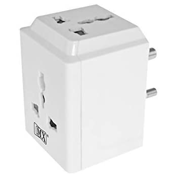 MX 3865 3 PIN 3 Way Universal Multi Plug