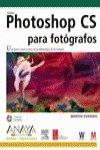 Photoshop cs para fotografos (Diseno Y Creatividad / Design and Creativity) por Martin Evening