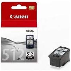 Canon PG-512 Cartouche Noire (Pack plastique sécurisé)