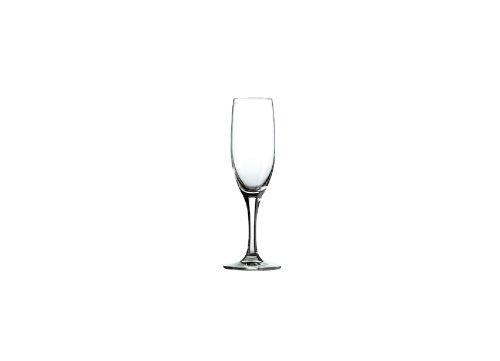 Schott Zwiesel 7544357 Mondial Coffret de 6 Flûtes à Champagne Cristal Transparent 19,2 cl